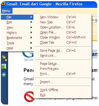 Fitur tambahan Firefox