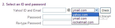 domain baru yahoo mail